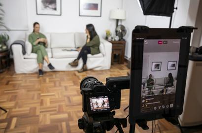 Entrevista a María Noel Riccetto