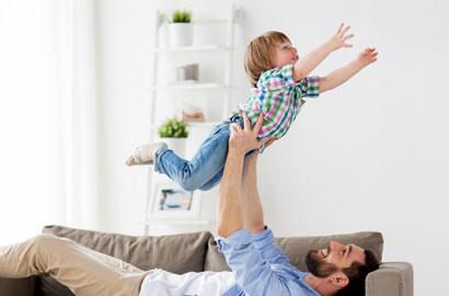 ¡A disfrutar de la paternidad!