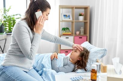 Infecciones respiratorias en niños